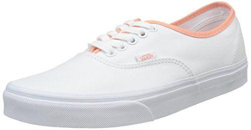 Vans Authentic, Unisex-Erwachsene Sneakers, Weiß (pop Binding/true White/desert Flower), 39 EU - http://on-line-kaufen.de/vans/39-eu-vans-authentic-unisex-erwachsene-sneakers-88