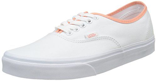 Vans Authentic, Unisex-Erwachsene Sneakers, Weiß (pop Binding/true White/desert Flower), 39 EU - http://on-line-kaufen.de/vans/39-eu-vans-authentic-unisex-erwachsene-sneakers-88