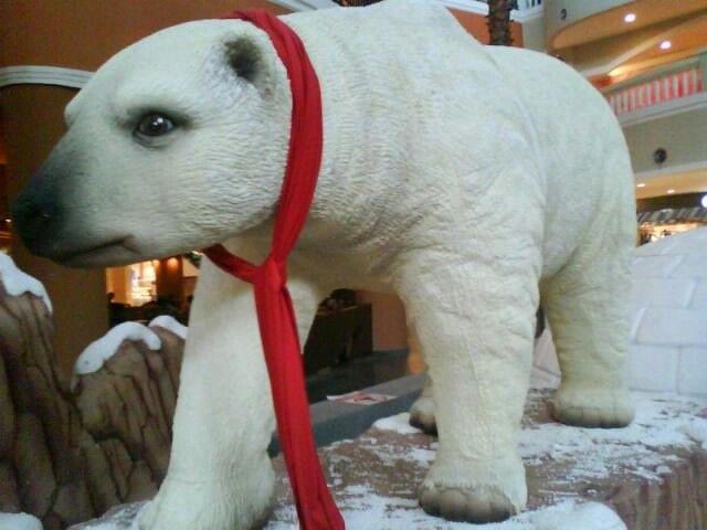 Snow Bear artofstyro