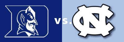 The Carolina–Duke rivalry is a fierce one, particularly in men's college basketball, between the University of North Carolina at Chapel Hill and Duke University athletic teams. It is considered one of the most intense rivalries in all of sports.  The intensity of the rivalry is augmented by the proximity of the two universities, located only eight miles apart in North Carolina. You never know what is going to happen at one of these games, which makes it that much more exciting!