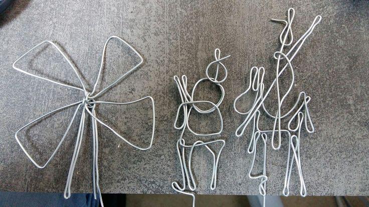 Wire Don Quixote