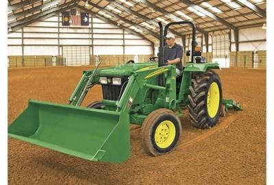 New John Deere Compact Utility Tractors | New 5 Series Utility Tractors