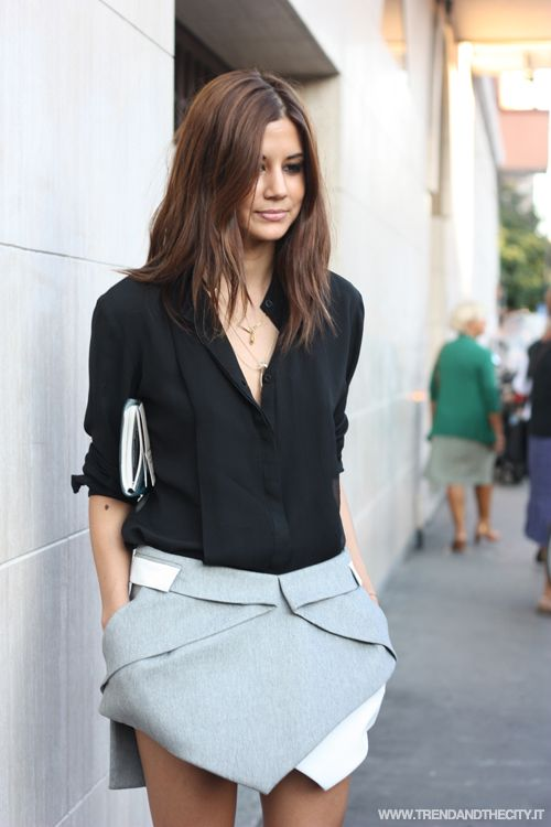 skirt: Hair Beautiful, Dion Lee, Christine Centenera, Fashion Week, Street Style, Style Icons, Pencil Skirts, Work Outfits, My Style
