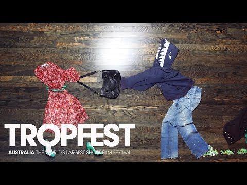 Quand des habits sur le sol deviennent un incroyable court métrage en stop motion | Ufunk.net