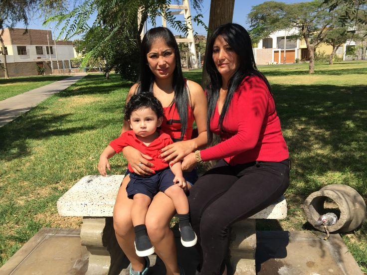 Mamá Naty y mamá Nelly,,, Las mamás de mi hijo Gastón...