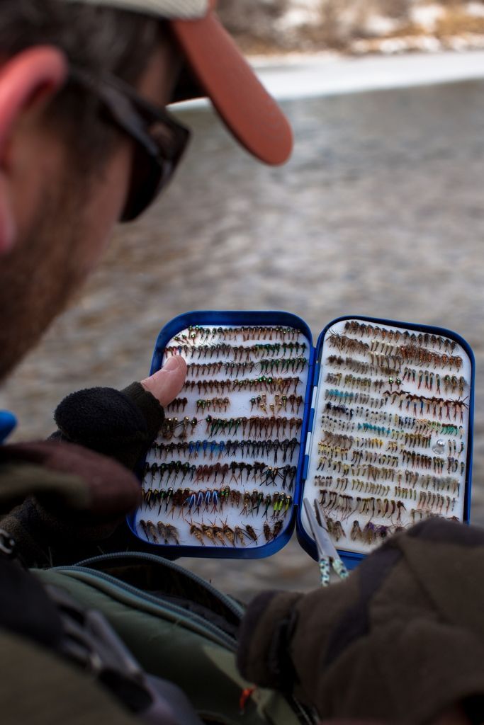 8 Must-Have Flies for Winter Fishing