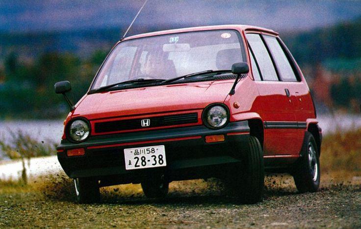 Honda City R (AA) '11.1981–03.1984