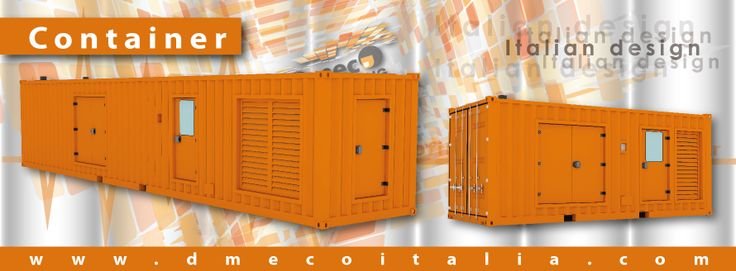 www.dmecoitalia.com  // #dmeco #dmecoengineering #engineering #dmecoitalia #soundproofing #container #canopy #canopies #generator #genset #rental #products #italiandesign #italianproducts #madeinitaly #InTheWorld