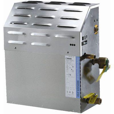 Mr. Steam eTempo 12 KW 208V 1PH Steambath Generator