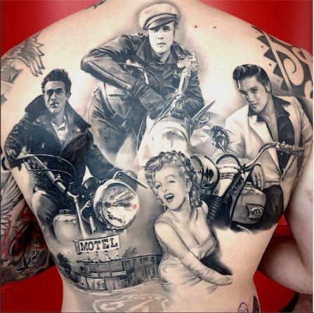 Tattoos by Matteo Pasqualin | Inked Magazine