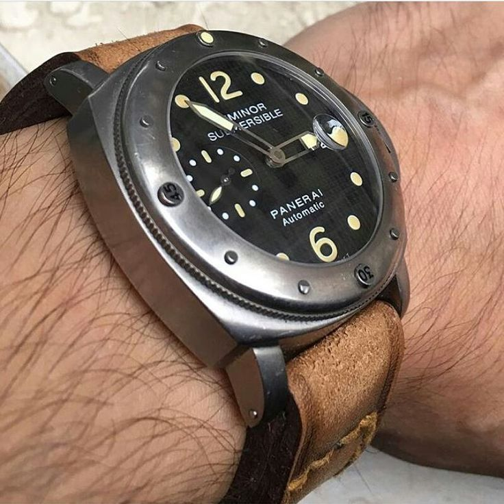 Caitlin 2 on Panerai Submersible, price for: $99,99 (999 ribu) wuthout buckle