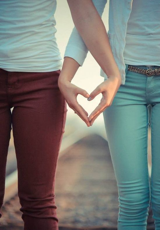 20 photos that every girl with her best friend …