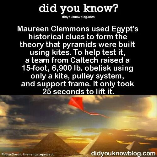 This is the best news about ancient Egypt that I've read in a long time!