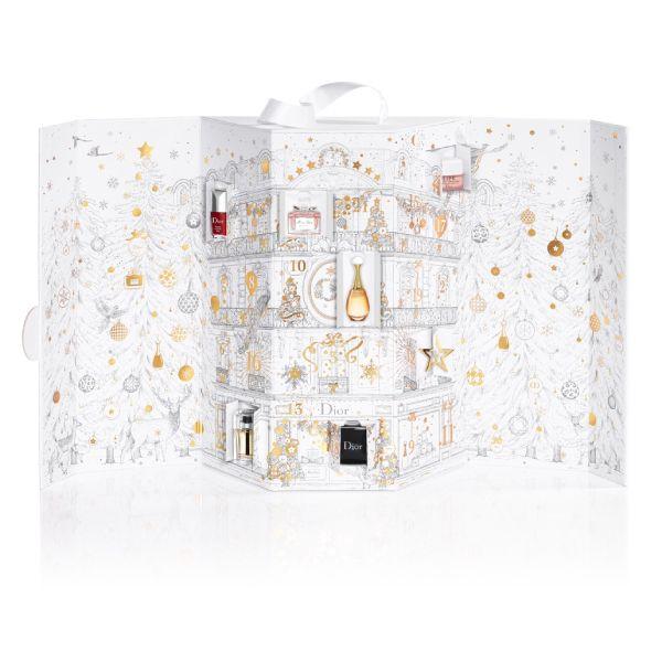 Calendrier Avent Parfum.Dior En 2019 Calendrier De L Avent Beaute Calendrier De L