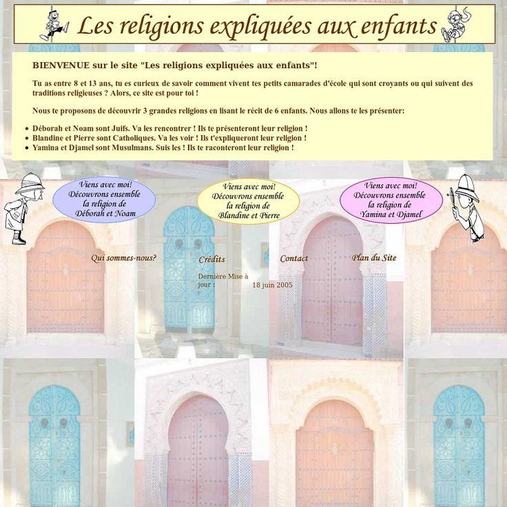 Les religions expliquées aux enfants | Pearltrees