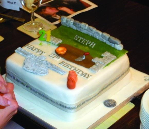 Best Birthday Cake Cambridge