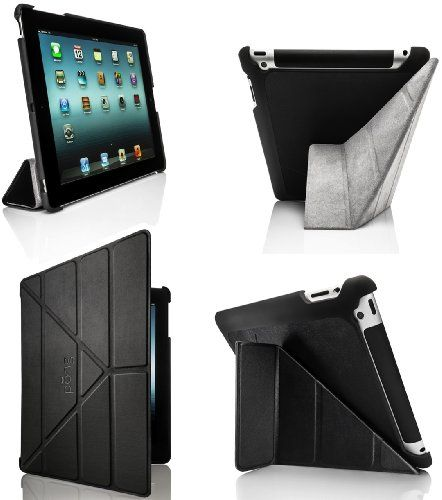 New iPad Leather-Like 5-position Case