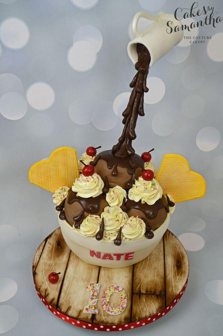1000 ideas about gravity defying cake on pinterest gravity cake beautiful birthday cakes and - Gravity cake noel ...
