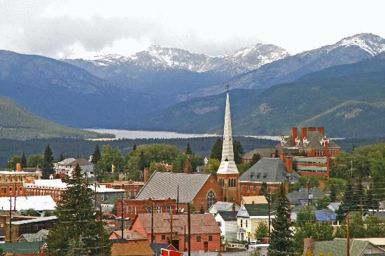 What is the elevation in Leadville, Colo.?