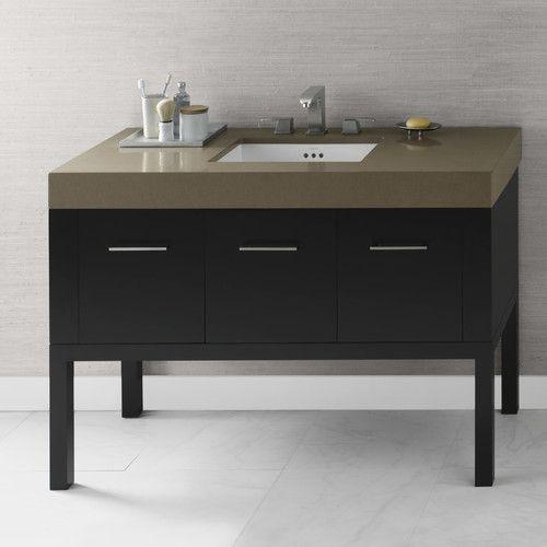 Photos Of  Single Bathroom Vanity Set Includes