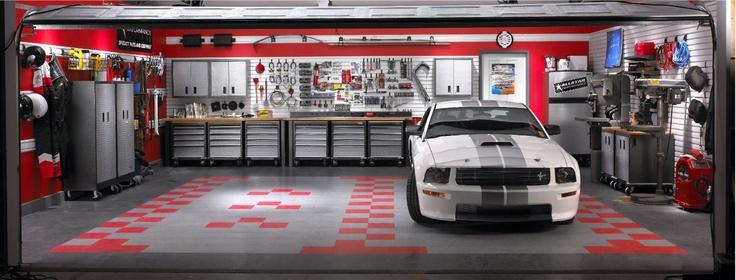 Gladiator GarageWorks - fancy garage storage