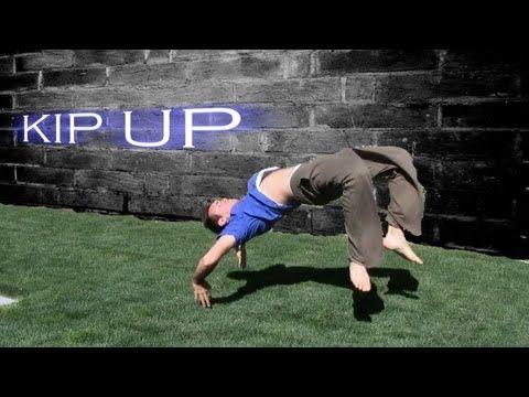 how to run up a wall like a ninja