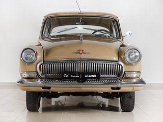 ГАЗ 21 «Волга»  21Р 1968 года, пробег 120 000 км, двигатель 21Р 2.4 MT (75 л.с.), цвет серый за 499 000 рублей.