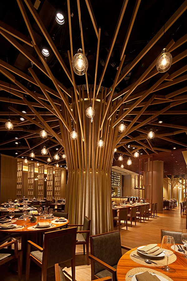 Mango Tree || Hong Kong, by STEVE LEUNG DESIGNERS - Project (via: www.pinterest.com/AnkApin/out-in-places)
