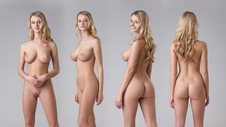 All view female body reference