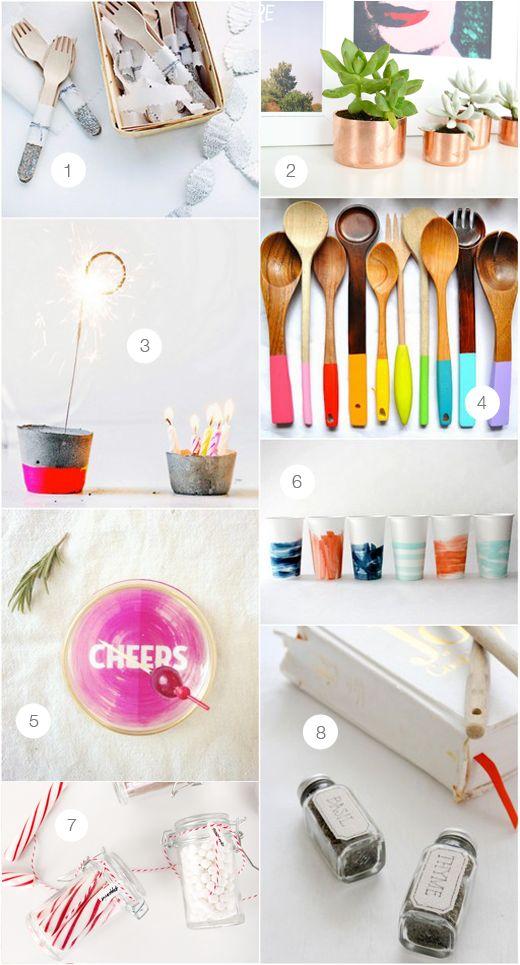 DIY Hostess Gifts
