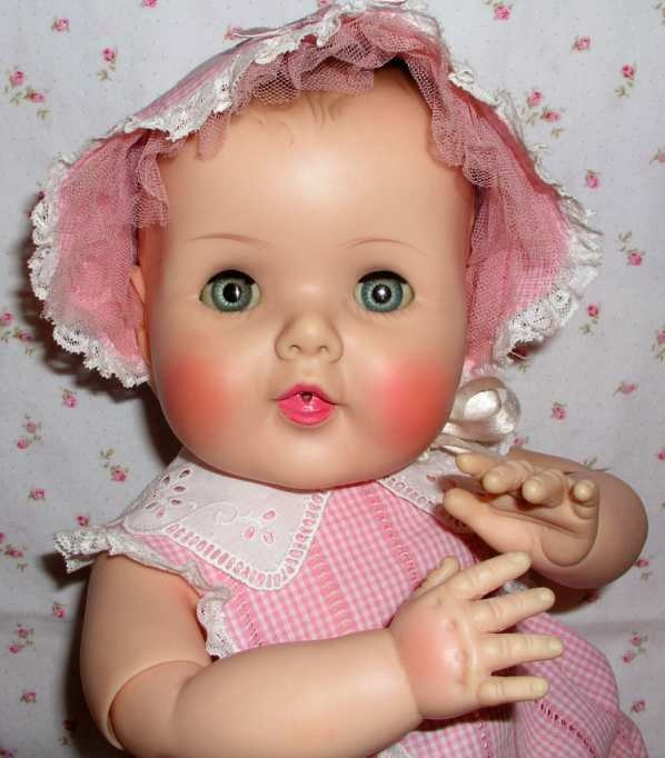 "20"" American Character 1950s Jointed Toodles the Action Baby"