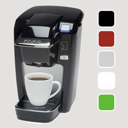 Keurig® MINI Plus Brewing System - for after those icy cold morning rows.