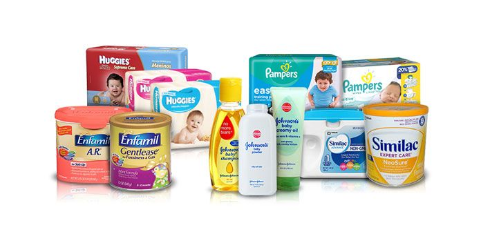 Free Samples From The Biggest Brands Free Baby Samples Free Baby Stuff Baby Samples