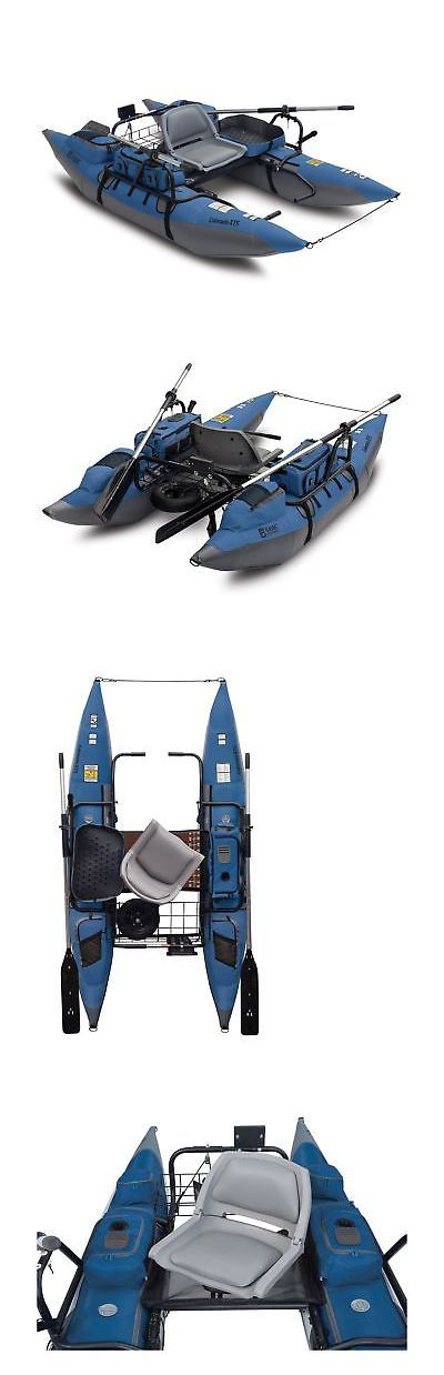 boats: Classic Accessories Colorado Xts Fishing Inflatable Pontoon Boat With Swivel ... -> BUY IT NOW ONLY: $1046.99 on eBay!