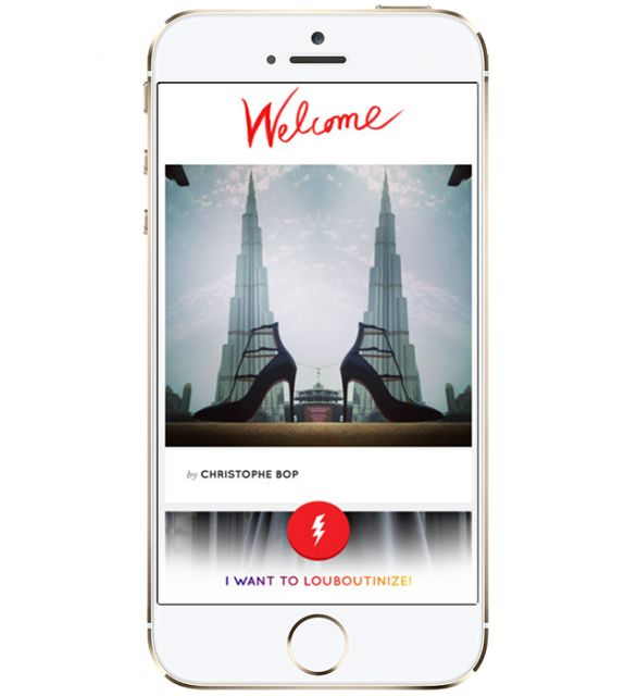 Louboutinize: Aplikasi iPhone Terbaru untuk Pecinta Sepatu Christian Louboutin   Style.com Indonesia