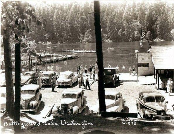 Battle Ground Lake 1949