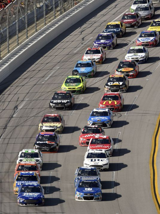 USA Today: Sports (2/11/2016) - How Will NASCAR's New Overtime, Qualifying Rules Work?