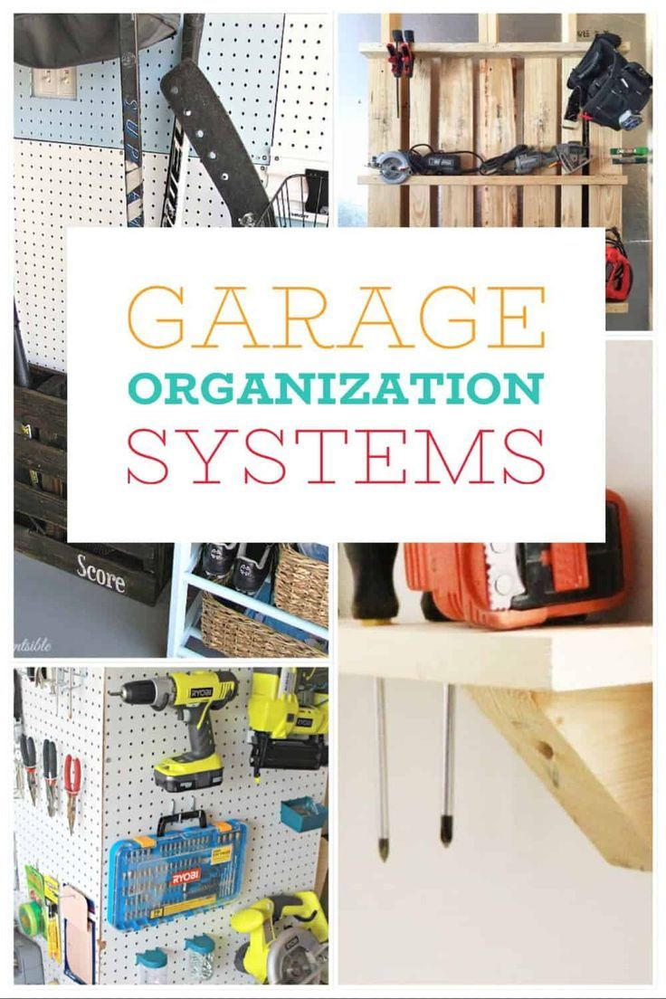 9 Most Awesome Diy Garage Organizing Systems In The World With