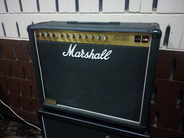 Amplificador Marshall jcm800 4211 lead series 100w