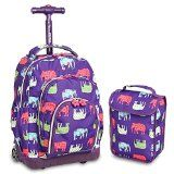 Amazon Best Sellers in Kids Backpack with Wheels