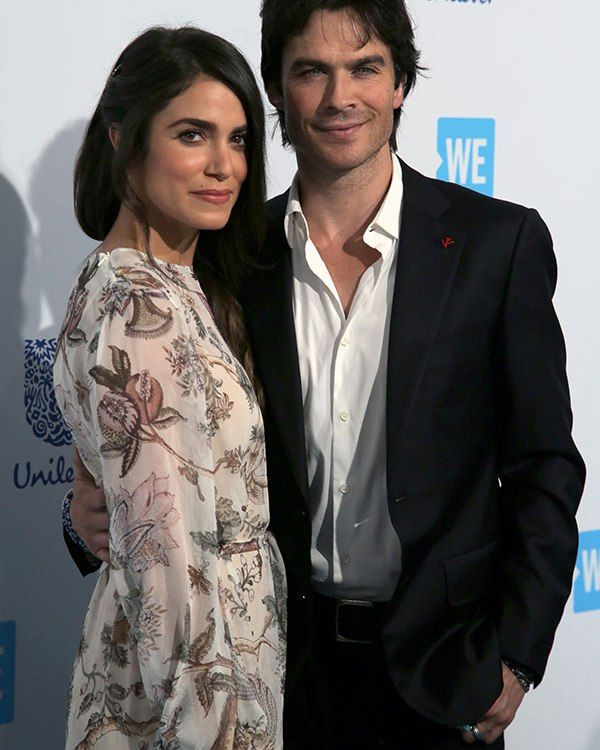 11 Best Somerhalder Reed Images On Pinterest: Ian Somerhalder And Nikki Reed Images