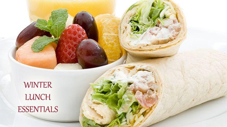 Winter Lunch Essentials - #LunchBoxIdeas, #WinterRecipes http://www.dotcomwomen.com/food/winter-lunch-essentials/24183/