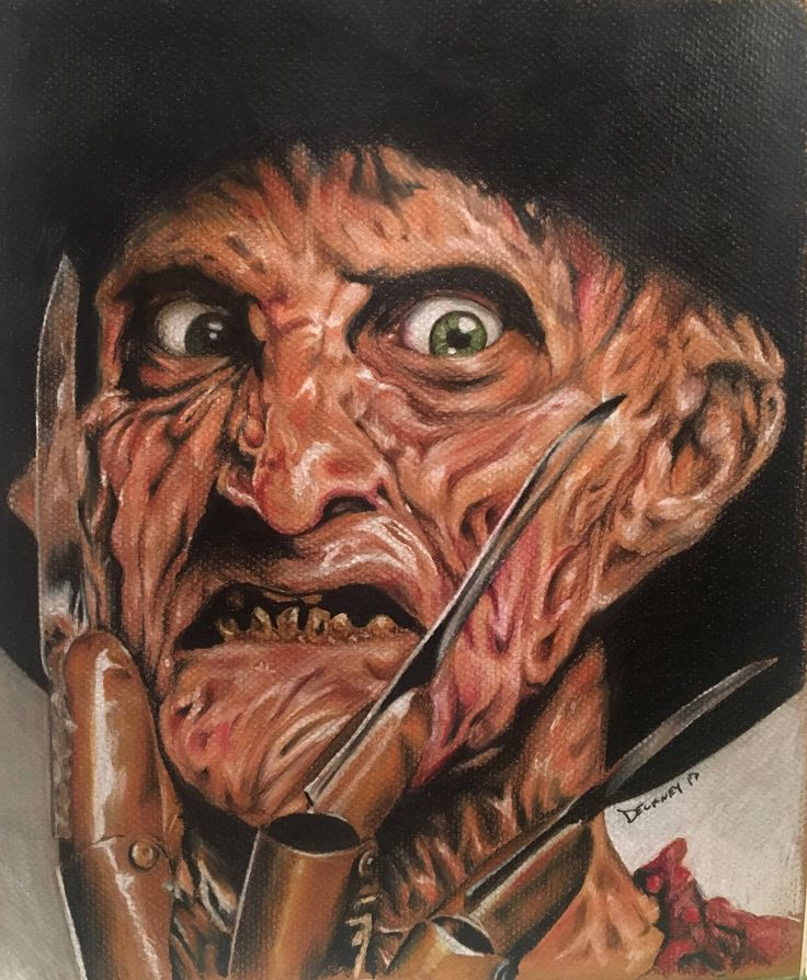 Sharing my addition to my #etsy shop: Freddy Krueger Nightmare on Elm Street Portrait Art http://etsy.me/2iaYH4y #art #drawing #freddy #freddykrueger #nightmare #elmstreet #horror #horrormovie #portrait #nightmareonelmstreet #prismacolor #coloredpencil