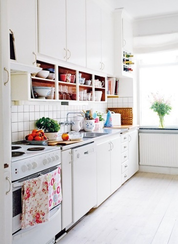 47 Best Open Shelving In Kitchens Images On Pinterest: 56 Best Kitchen Open Shelves Images On Pinterest