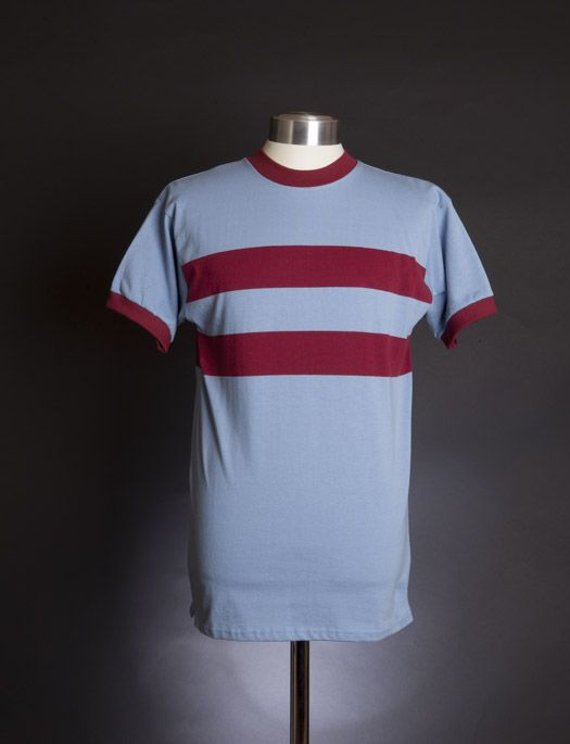 West Ham United 1966 Away shirt