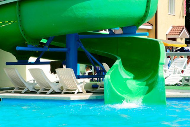 How to Build a Water Tube Slide   Hunker