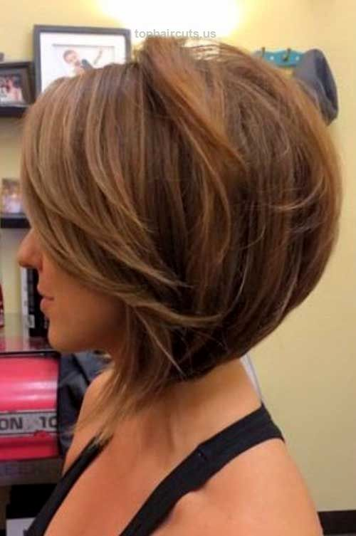 Best Bob Haircuts Images On Pinterest Hairstyle Ideas Hair - Short hairstyle bob cut