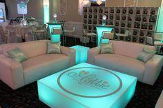 Custom Bat Mitzvah Lounge - Lounges