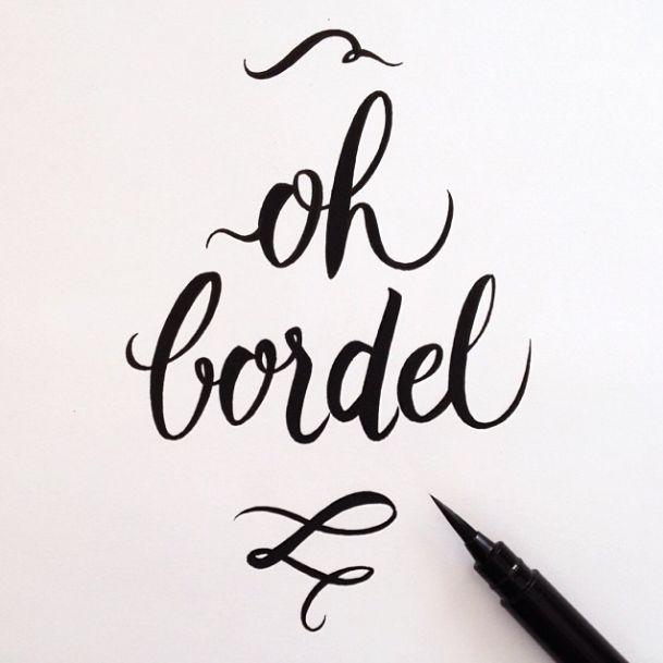 # On parle le même langage avec mon nouveau stylo ✒️♥️, Audrey Leroy's Instagram: http://instagram.com/p/cY0yWajbxS/