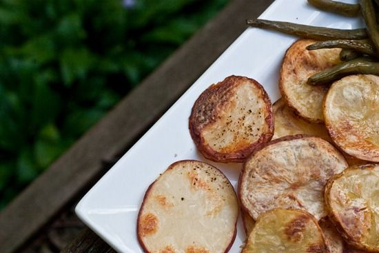Homemade Salt & Vinegar Chips: Vinegar Chips, Potatoes Chips, Vinegar Potatoes, Vegans, Homemade Salts, Food, Recipes, Green Beans, Home Made